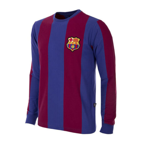 Barcelone 1973-74 Maillot Rétro Foot
