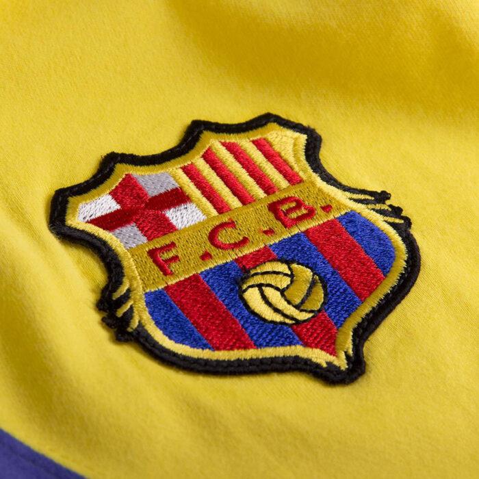 Barcellona 1974-75 Away Maglia Storica Calcio