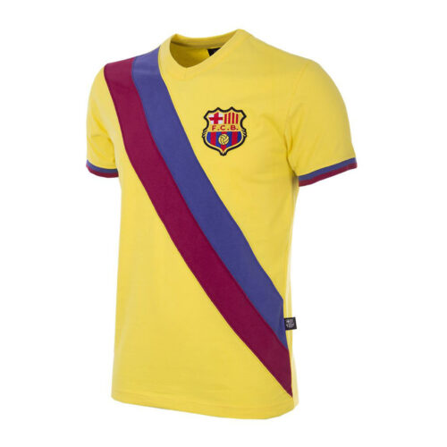 Barcelone 1978-79 Maillot Rétro Foot