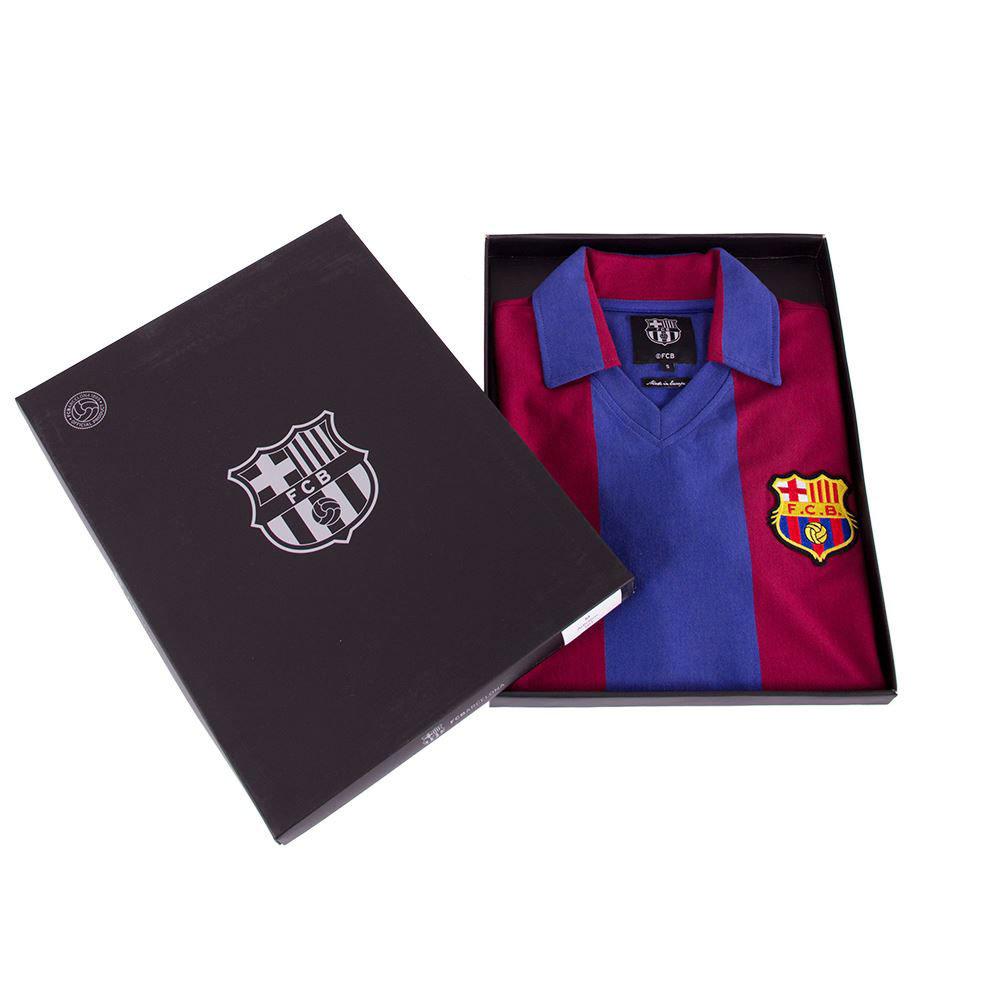 Barcellona 1980-81 Maglia Storica Calcio
