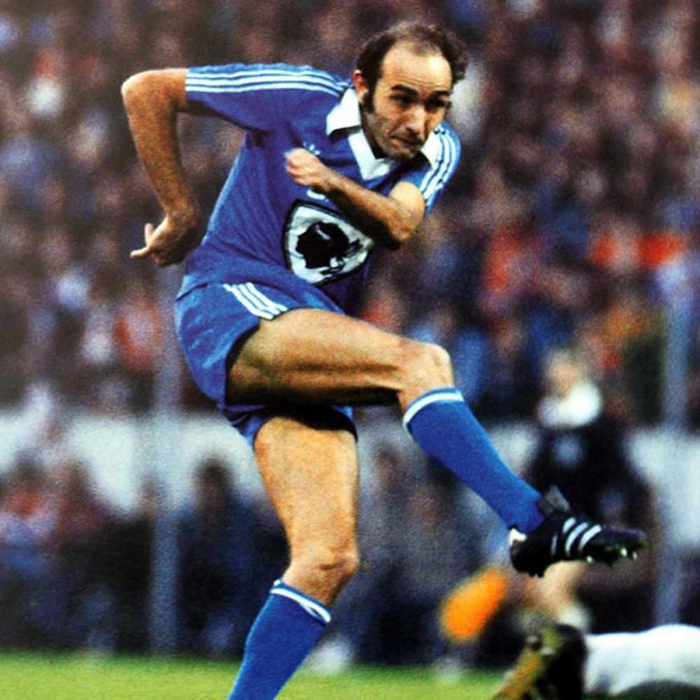 Bastia 1977-78 Maglia Storica Calcio