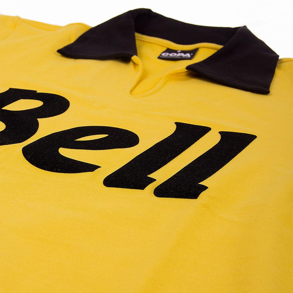 Berchem Sport 1972-73 Maglia Storica Calcio
