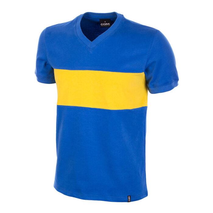 Boca Juniors 1969 Retro Football Shirt