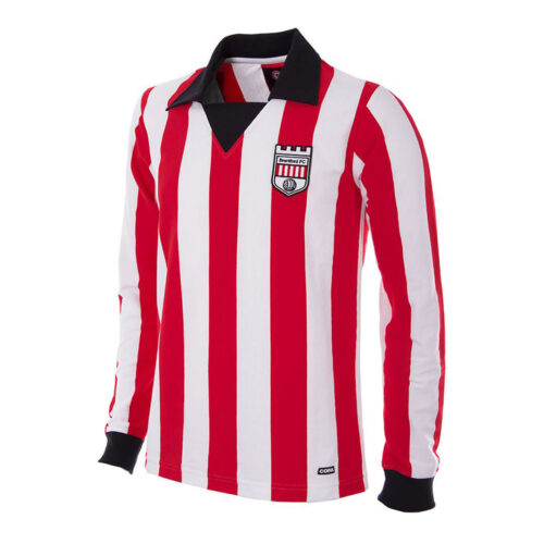 Brentford City 1974-75 Maillot Rétro Foot