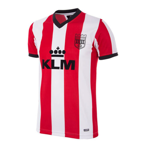 Brentford City 1985-86 Maillot Rétro Foot
