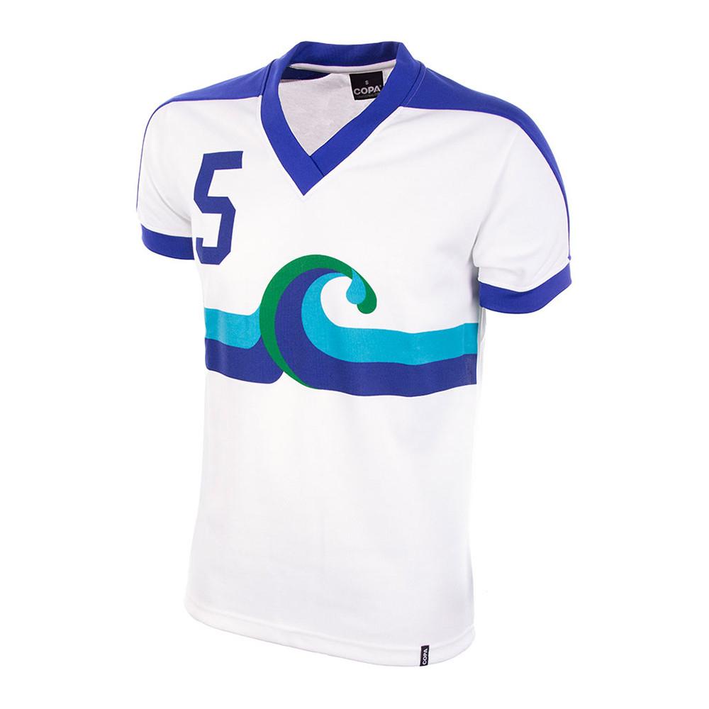 California Surf 1981 Camiseta Retro Fútbol