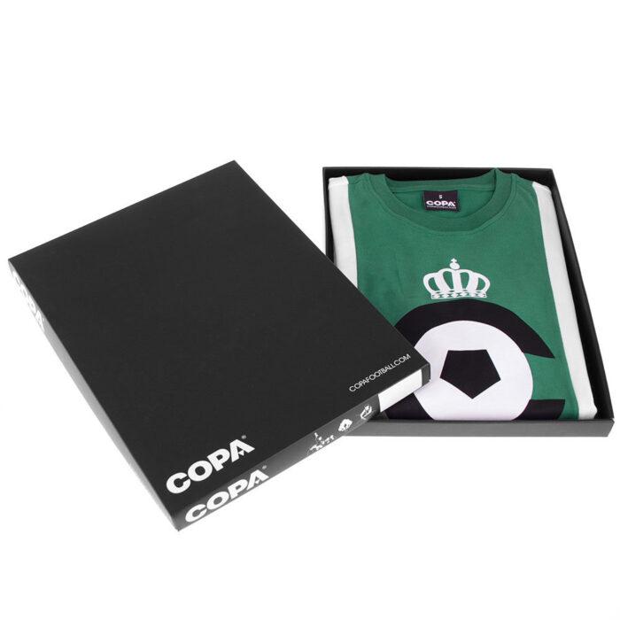 Cercle Bruges 1973-74 Maglia Storica Calcio