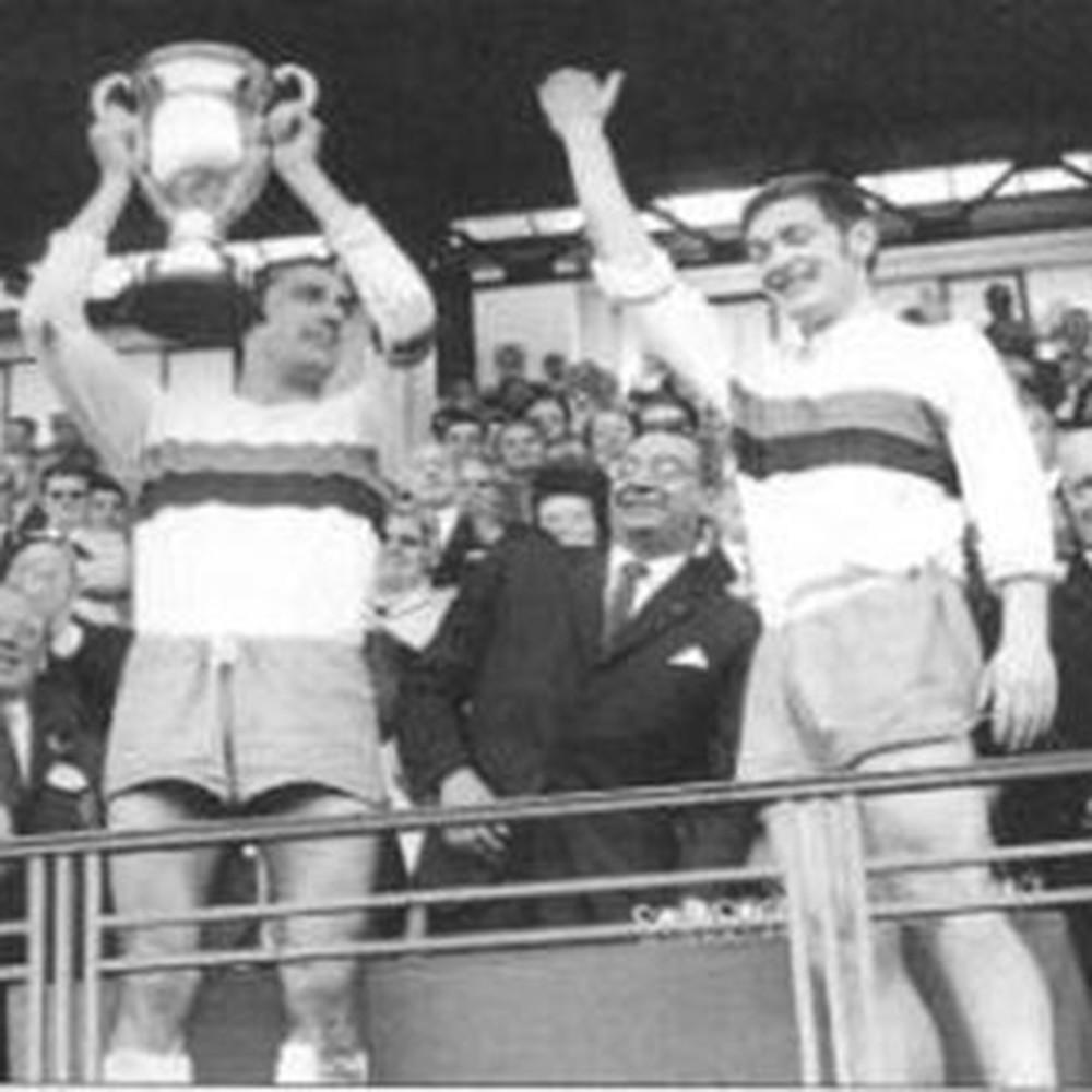 Bruges 1969-70 Maglia Storica Calcio
