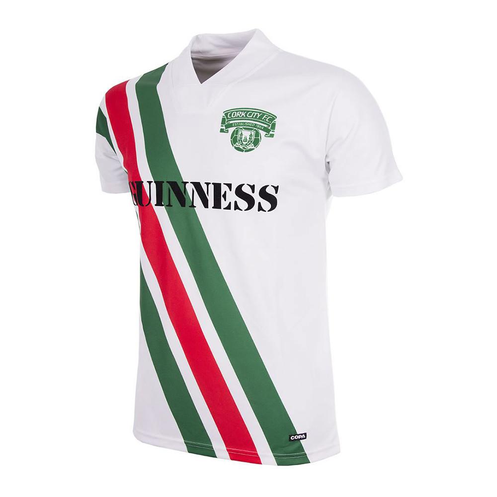 Cork City 1990-91 Retro Football Shirt