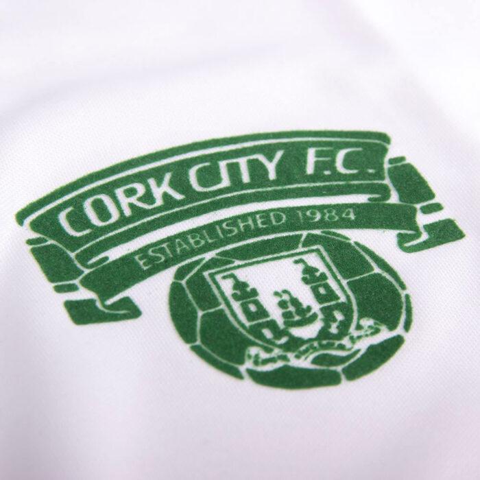 Cork City 1990-91 Maglia Storica Calcio