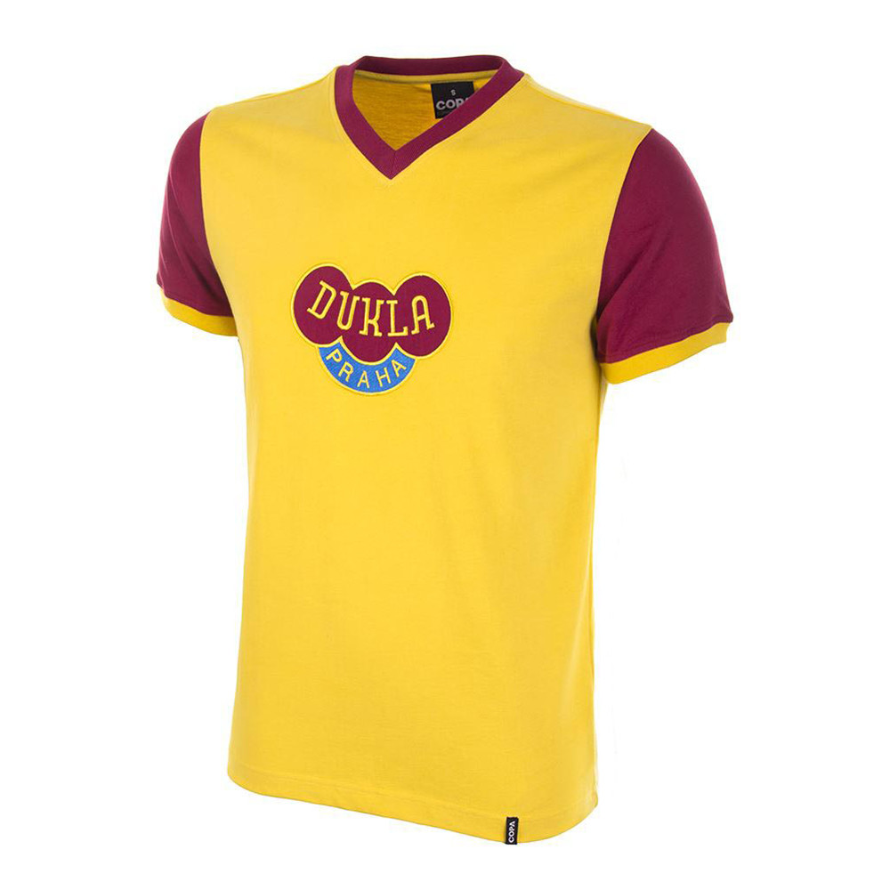 Dukla Prague 1961-62 Retro Football Shirt