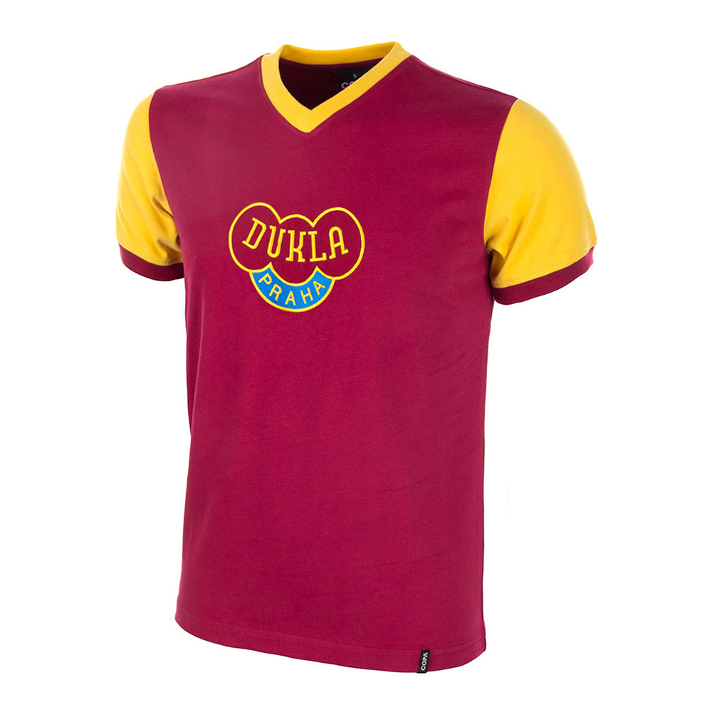 Dukla Prague 1965-66 Retro Football Shirt