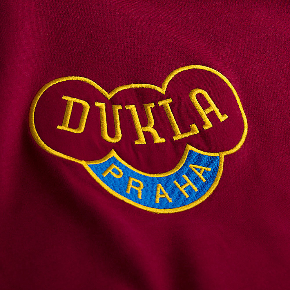 Dukla Praga 1965-66 Maglia Storica Calcio