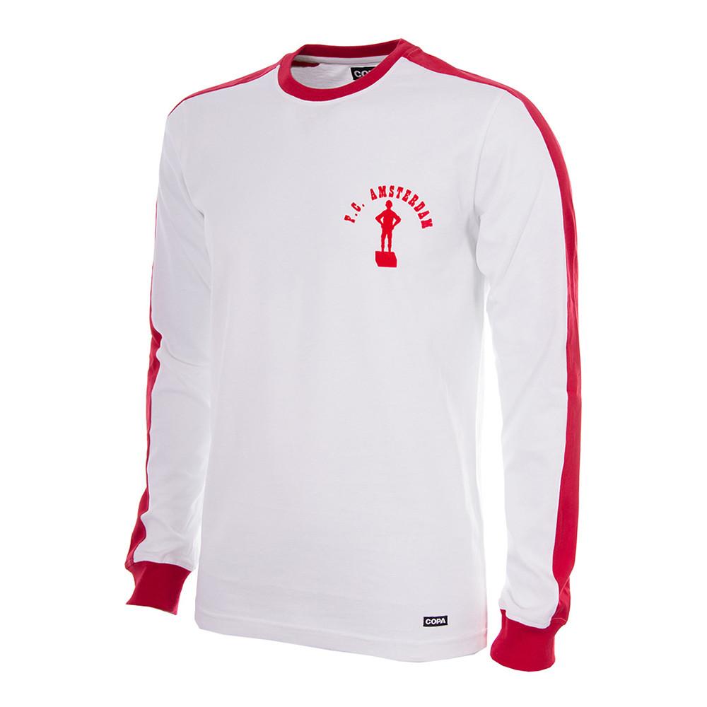 FC Amsterdam 1974-75 Camiseta Retro Fútbol
