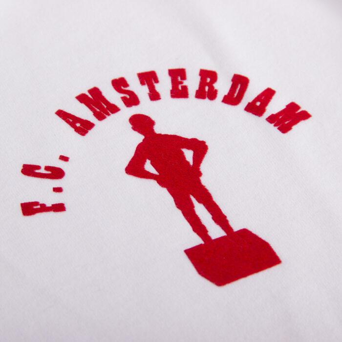 FC Amsterdam 1974-75 Maglia Storica Calcio
