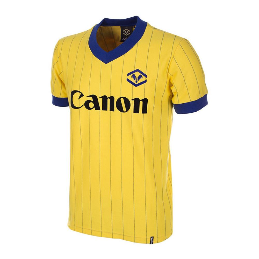 Hellas Verona 1984-85 Maglia Calcio Storica