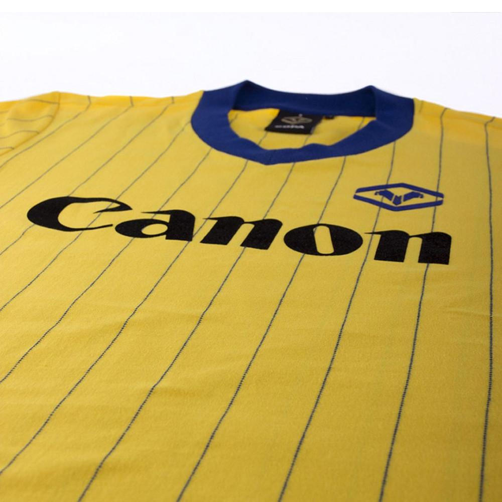 Hellas Verona 1984-85 Away Maglia Storica Calcio