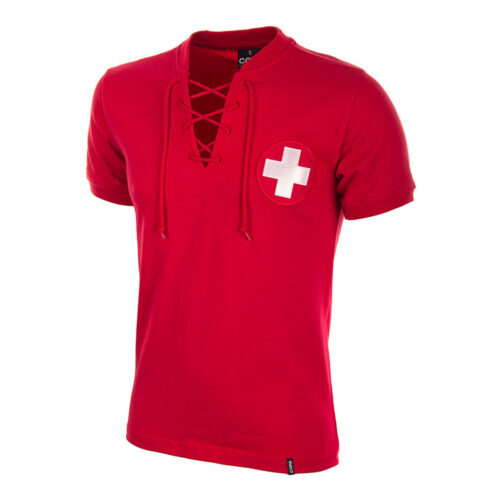 Switzerland 1954 Retro Football Shirt