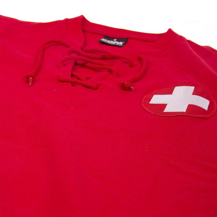 Svizzera 1954 Maglia Storica Calcio