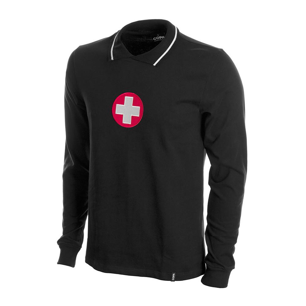 Switzerland 1972 Retro Goalkeeper Shirt