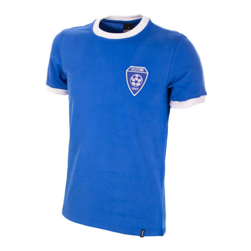 Finland 1977 Retro Football Shirt