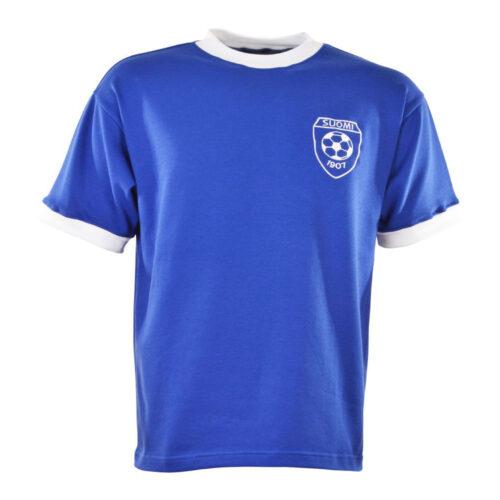 Finland 1977 Retro Football Shirt