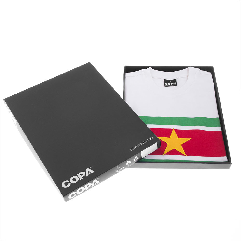 Suriname 1977 Maglia Storica Calcio