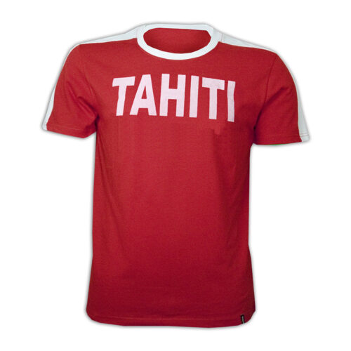 Tahiti 1980 Retro Football Shirt