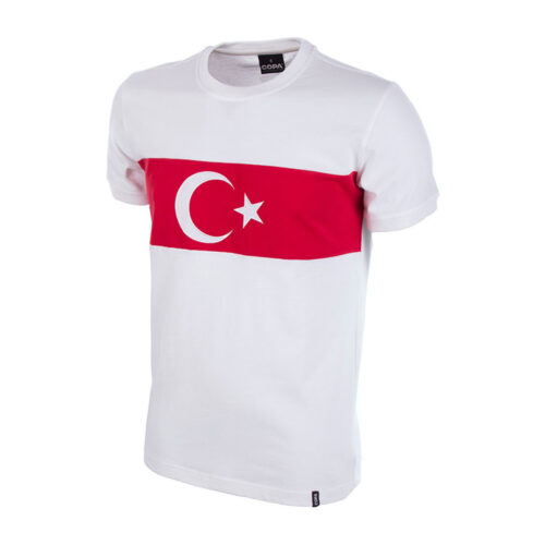 Turkey 1974 Retro Football Shirt