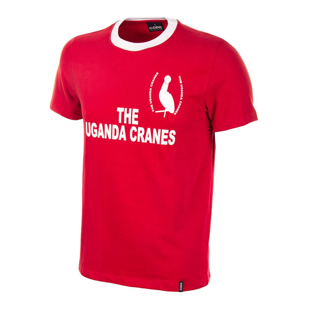 Uganda 1978 Retro Football Shirt