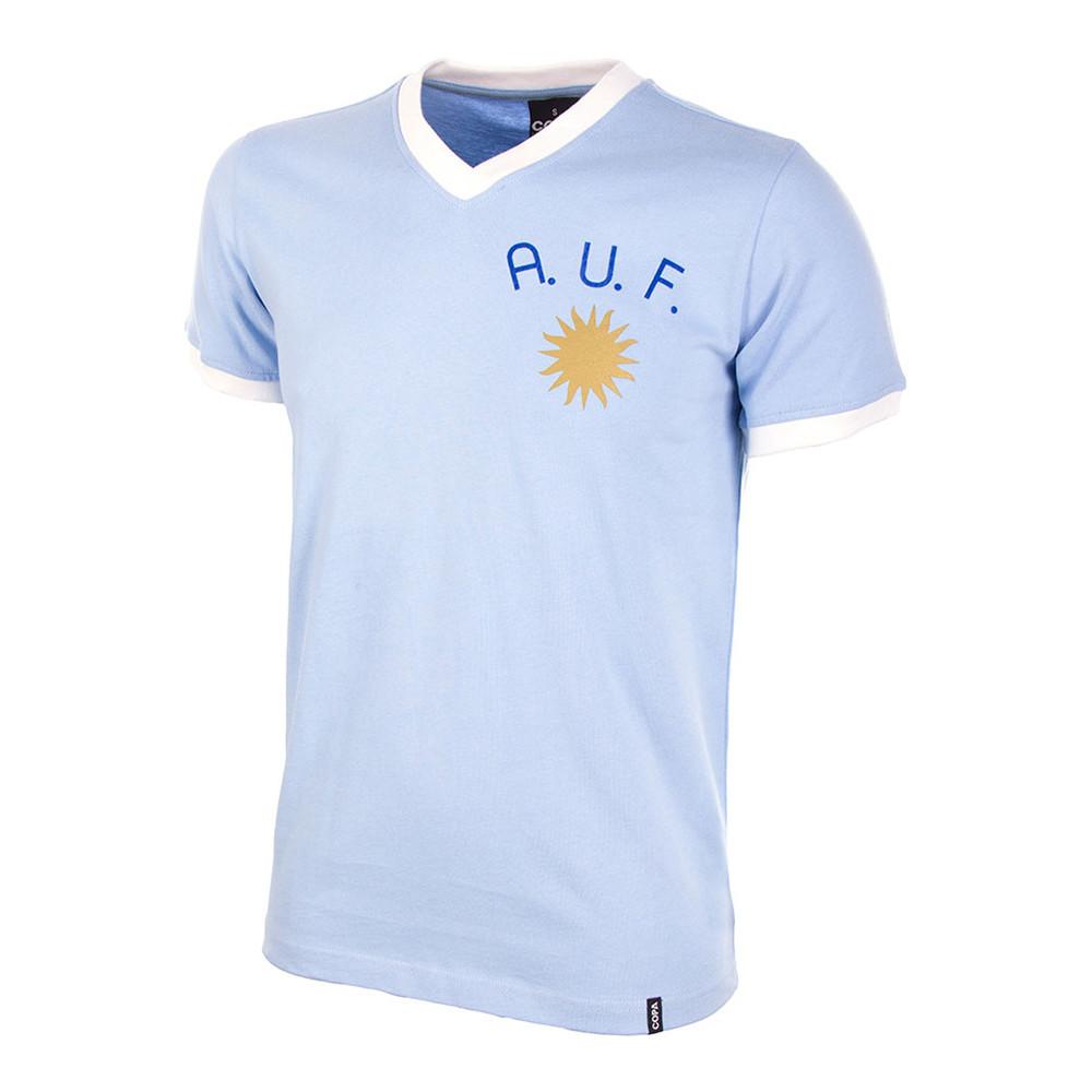 Uruguay 1977 Camiseta Retro Fútbol
