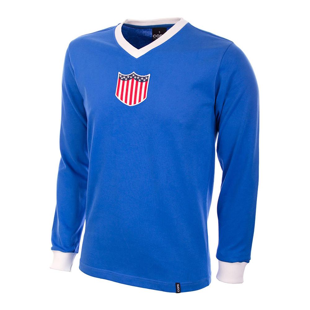 Stati Uniti 1934 Maglia Storica Calcio