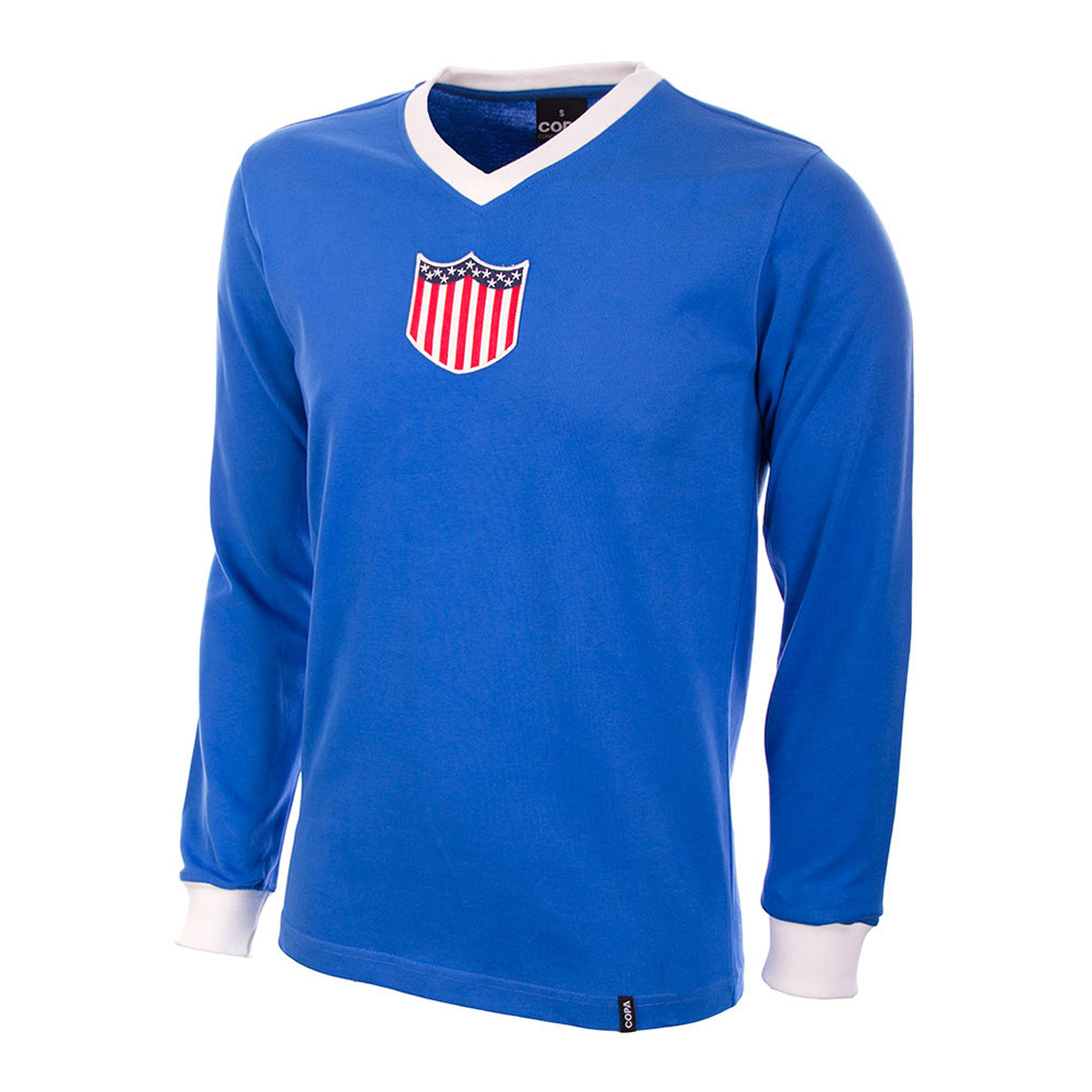 United States 1934 Retro Football Shirt