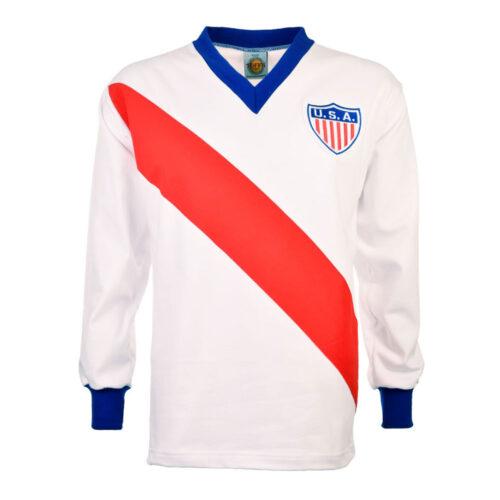 United States 1950 Retro Football Shirt