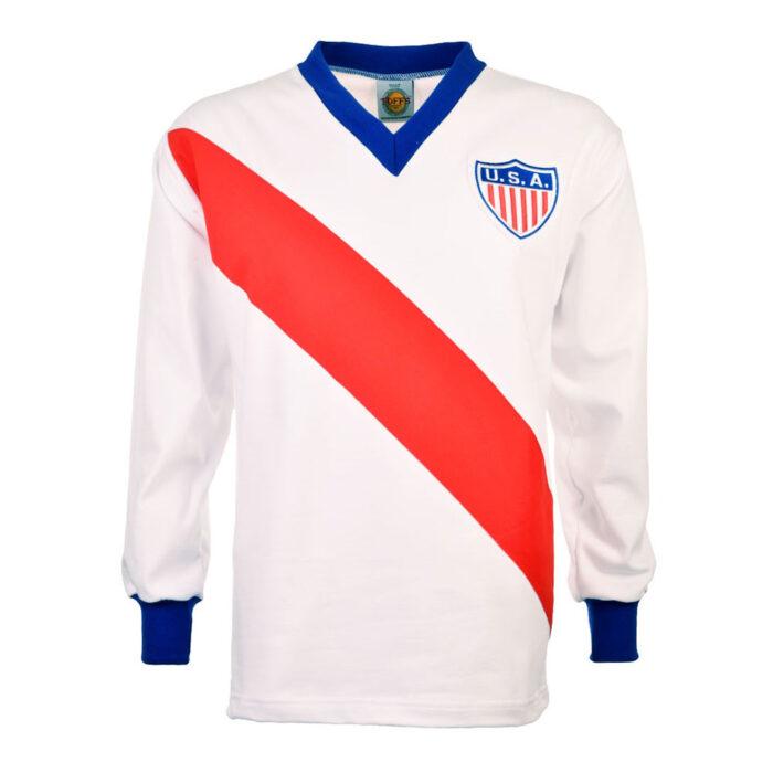 Stati Uniti 1950 Maglia Storica Calcio