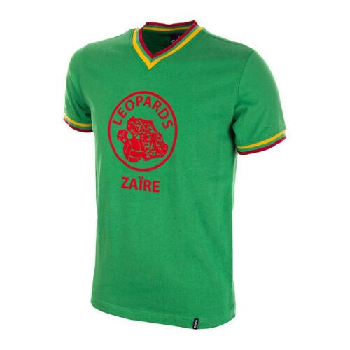 Zaire 1974 Maglia Storica Calcio