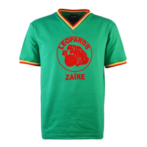 Zaire 1974 Retro Football Shirt