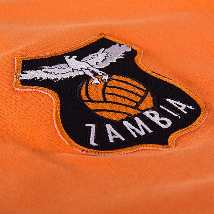 Zambia 1986 Maglia Storica Calcio
