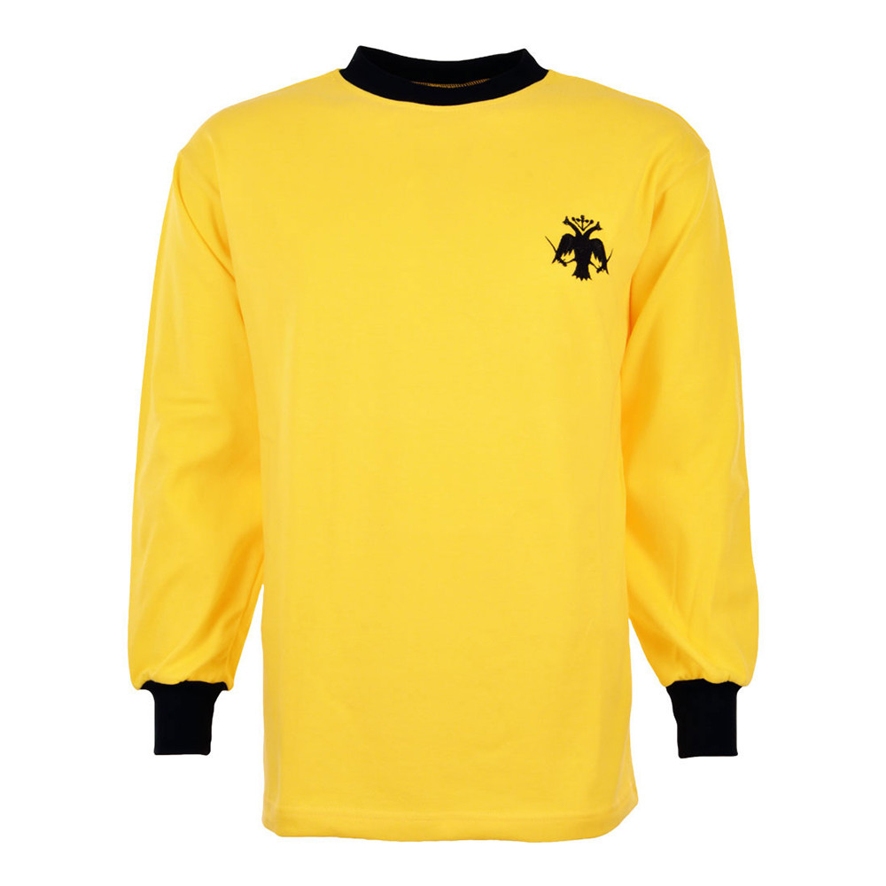 AEK Athens 1973-74 Retro Football Shirt
