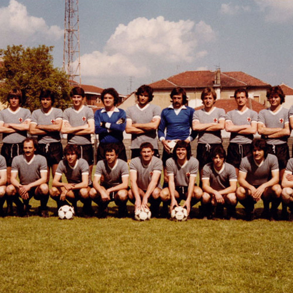 Alessandria 1980-81 Maglia Storica Calcio