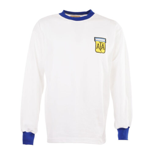 Argentina 1981 Retro Football Shirt