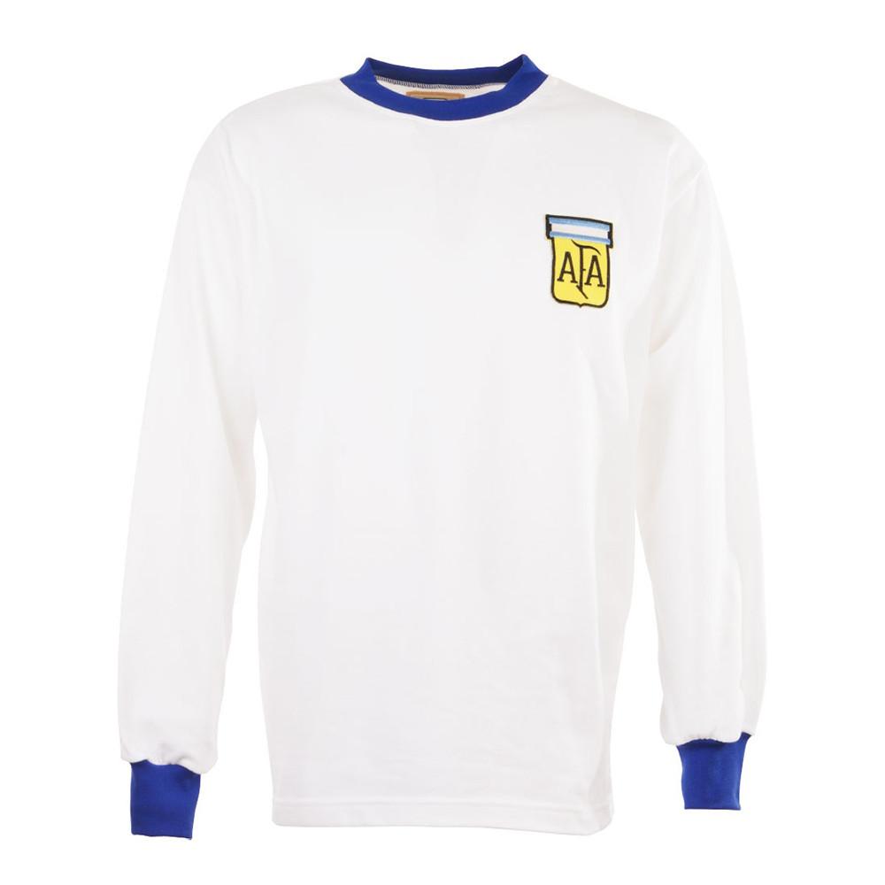 Argentina 1981 Camiseta Retro Fútbol