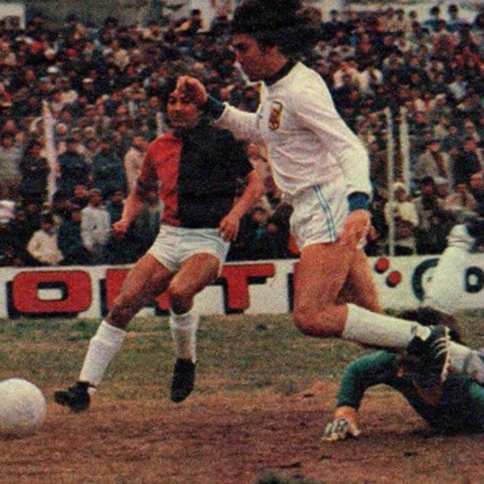 Argentina 1981 Away Maglia Storica Calcio
