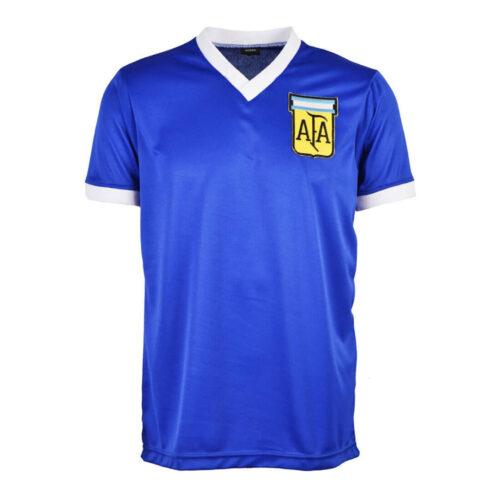 Argentina 1982 Camiseta Fútbol Retro