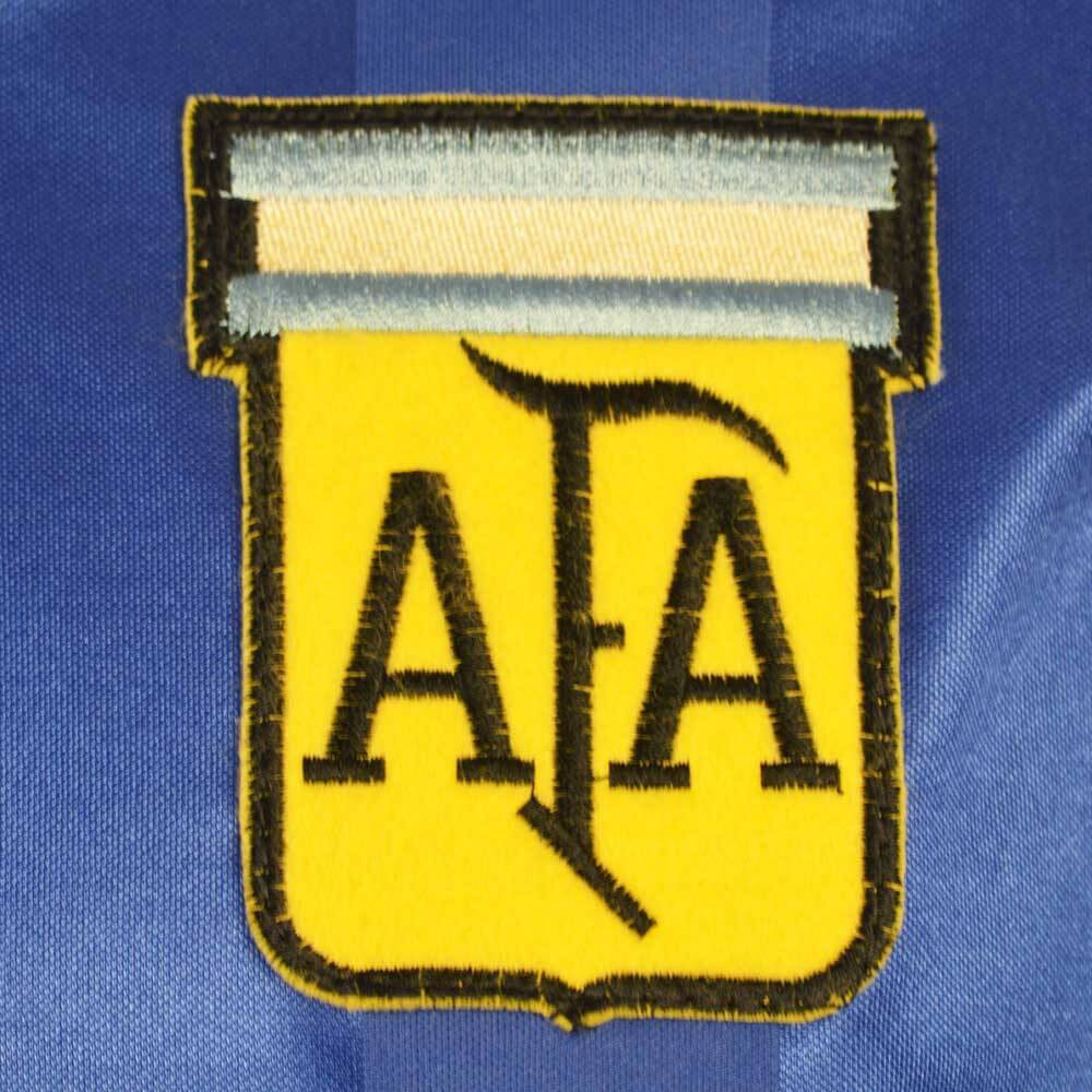 Argentina 1986 Away Maglia Storica Calcio