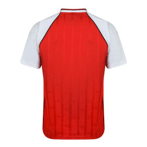 Arsenal 1988-89 Maglia Storica Calcio