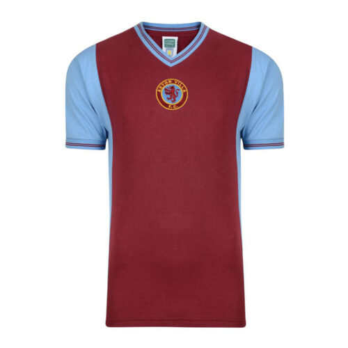Aston Villa 1981-82 Retro Football Shirt