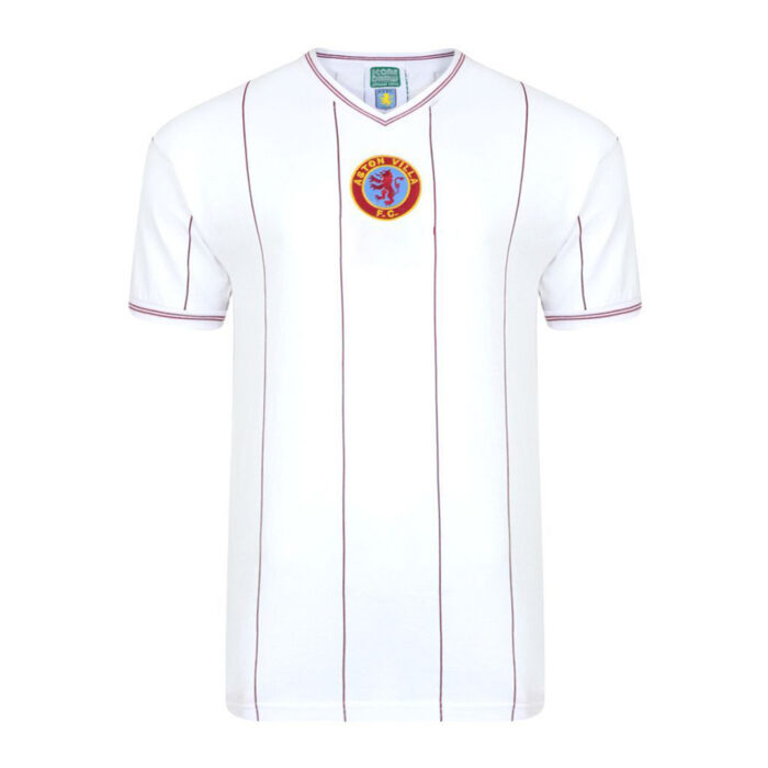 Aston Villa 1981-82 Retro Football Jersey