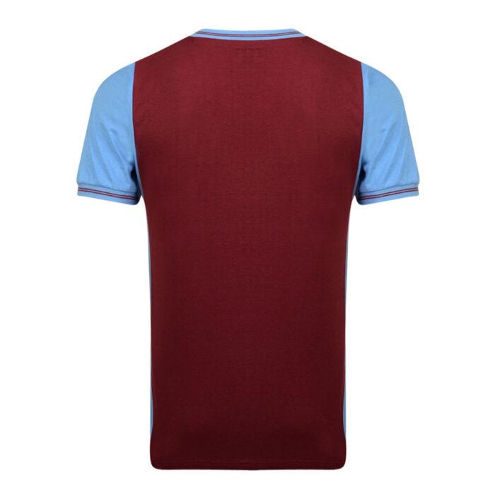 Aston Villa 1982-83 Maglia Storica Calcio
