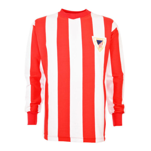 Athletic Bilbao 1971-72 Camiseta Retro Fútbol